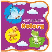 Książki dla dzieci, Mięciutkie książeczki kolory