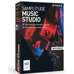 MAGIX Samplitude Music Studio - ESD - cyfrowa - Certyfikaty Rzetelna Firma i Adobe Gold Reseller