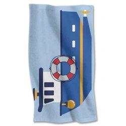 Ręcznik kąpielowy 40x70 cm Łódka 1Y38A2 Oferta ważna tylko do 2023-05-25