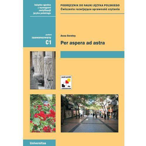 E-booki, Per aspera ad astra - Anna Seretny