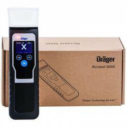 Alkomat przesiewowy Drager 5000 Certyfikat Kalibracji + adiustacje przez 2 lata w cenie!