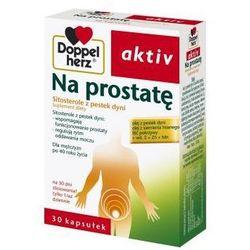 Doppelherz Aktive Na prostatę 30 kaps.