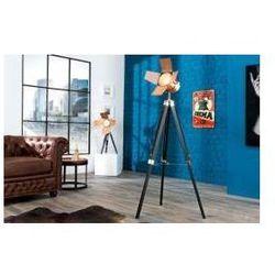 Lampa podłogowa Movie II 95-140cm miedziana