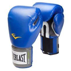 Everlast Velcro Pro Style Training Gloves - Blue 12oz