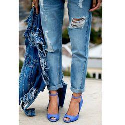 Damskie jeansy ALFONSA