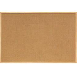 Tablica jutowa 2x3 w ramie drewnianej 60x40 cm