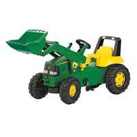 Traktory dla dzieci, Rolly Toys traktor Junior John Deere - BEZPŁATNY ODBIÓR: WROCŁAW!