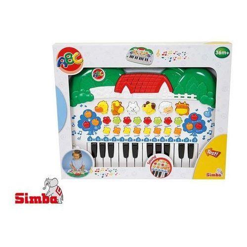 Instrumenty dla dzieci, ABC Keyboard ze zwierzątkami