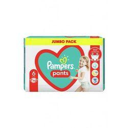Pieluchomajtki Pampers rozm 6 5O41G2 Oferta ważna tylko do 2031-09-23