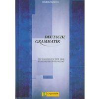 Książki do nauki języka, Deutsche Grammatik (opr. twarda)