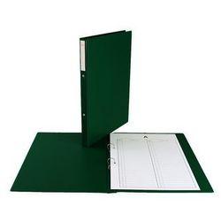 Segregator teczka akt osobowych A4 2cm PVC A,B,C,D - ciemno-zielony \ 2cm
