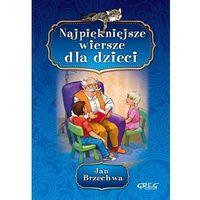 Książki dla młodzieży, Najpiękniejsze wiersze dla dzieci (opr. miękka)
