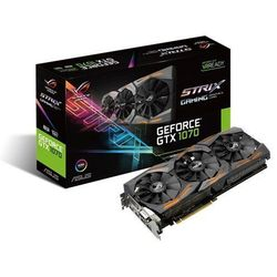 Asus GeForce GTX 1070 DDR5 256BIT DVI/2HDMI/2DP