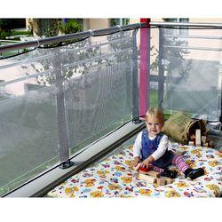 Zabezpieczenie balustrady siatka 294x94cm REER