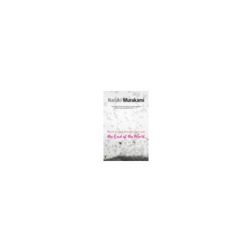 Książki do nauki języka, Hard-boiled Wonderland And The End Of The World (Koniec Świata i Hard-Boiled Wonderland) Fiction, Novels (opr. miękka)