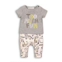 Komplet chłopięcy koszulka+spodni 5P36AH Oferta ważna tylko do 2023-11-20