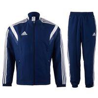 Pozostała odzież sportowa, Dres adidas reprezentacyjny CONDIVO 14 granatowy/F76921