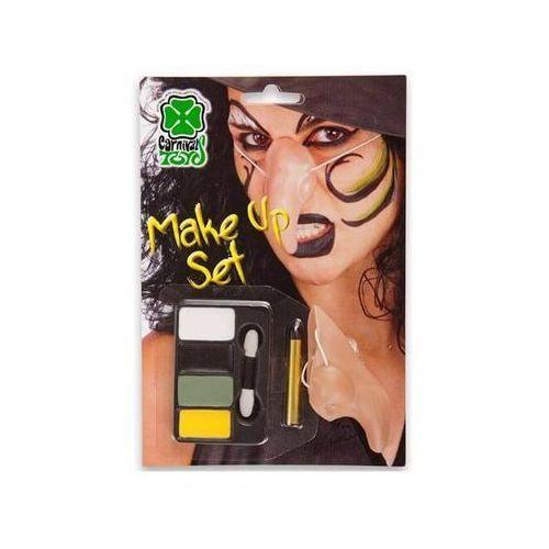 Palety i zestawy do makijażu, Zestaw do makijażu Wiedźma z nosem