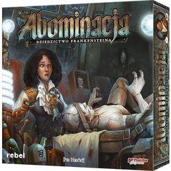 Abominacja: Dziedzictwo Frankensteina gra planszowa