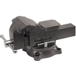 Imadło ślusarskie obrotowe 150mm 19kg Yato YT-65048 - ZYSKAJ RABAT 30 ZŁ