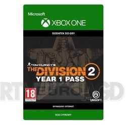 Tom Clancy's The Division 2 - Season Pass Year 1 [kod aktywacyjny] Xbox One