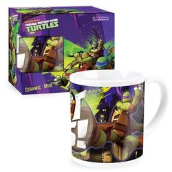 Kubek STARPAK porcelanowy Teenage Mutant Ninja Turtles (250 ml)