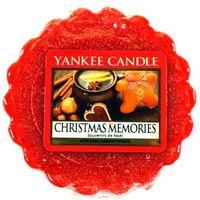 Świeczki, Wosk zapachowy - Christmas Memories - 22g - marki Yankee Candle
