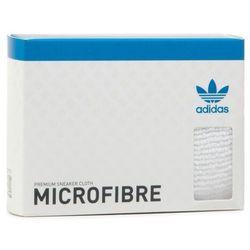 Czyścik do obuwia adidas - Premium Sneaker Cloth Microfibre EW8705 Biały
