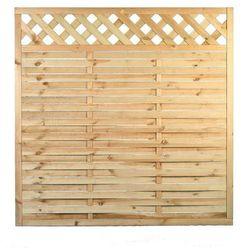 Płot drewniany Ewa 1800 x 1800