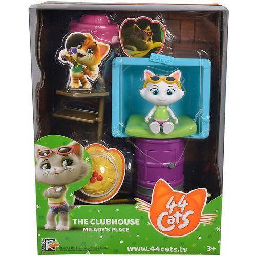 Figurki i postacie, Smoby 44 Koty zestaw deluxe Milady