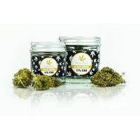 Zioła lecznicze, Susz Konopny CBD (Black Mamba) 5 gram
