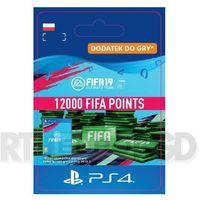 Kody i karty przedpłacone, FIFA 19 12000 Punktów [kod aktywacyjny]