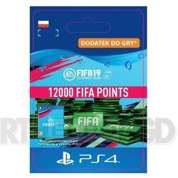 FIFA 19 12000 Punktów [kod aktywacyjny]