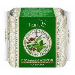 TianDe Wkładki higieniczne Nefrytowa świeżość na bazie ziół 20szt. 61914
