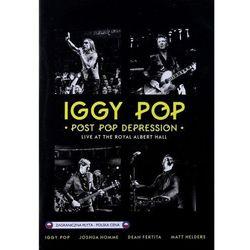Post Pop depression: Live at the royal Albert Hall (DVD) - Iggy Pop