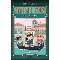 Książki dla dzieci, WENECKI SPISEK AMELIA I KUBA