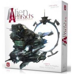 Alien Artifacts. Gra Strategiczna. Edycja Angielska
