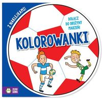 Kolorowanki, Kolorowanki piłkarskie cz.2