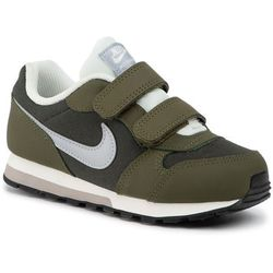 Buty NIKE - Md Runner 2 (PSV) 807317 301 Sequoia/Wolf Grey/Olive Canvas