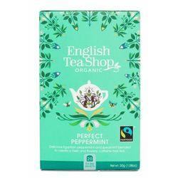 Herbatka miętowa 20x1,5 g BIO 30 g English Tea Shop