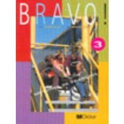 Bravo 3 francuski Podr?cznik (opr. broszurowa)