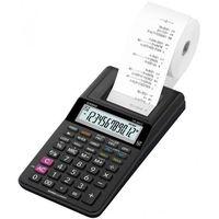 Kalkulatory, Kalkulator Casio HR-8RCE, czarny - Autoryzowana dystrybucja - Szybka dostawa - Tel.(34)366-72-72 - sklep@solokolos.pl