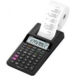 Kalkulator Casio HR-8RCE, czarny - Autoryzowana dystrybucja - Szybka dostawa - Tel.(34)366-72-72 - sklep@solokolos.pl