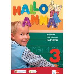 Hallo Anna 3 KB + 2CD (w. wieloletnia) LEKTORKLETT - Olga Swerlowa (opr. broszurowa)