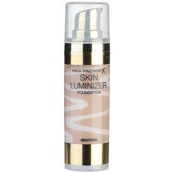 Max Factor Skin Luminizer podkład rozjaśniający odcień 50 Natural 30 ml