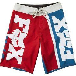 kąpielówki FOX - Youth Victory Boardshort Blue/Red (149) rozmiar: 24