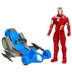 Figurka HASBRO Avengers Tytan 30 cm z pojazdem B0431 WB4 + DARMOWY TRANSPORT!