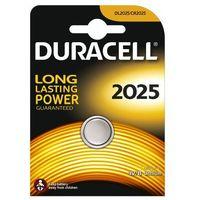 Baterie, bateria litowa mini Duracell CR2025 DL2025 ECR2025