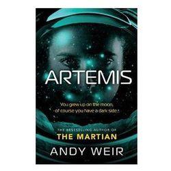 Artemis - Andy Weir. DARMOWA DOSTAWA DO KIOSKU RUCHU OD 24,99ZŁ (opr. miękka)