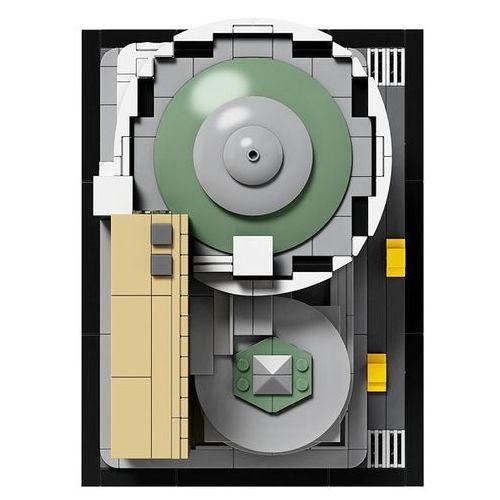 Klocki dla dzieci, 21035 - Muzeum Solomona R. Guggenheima (Solomon R. Guggenheim Museum) KLOCKI LEGO ARCHITECTURE